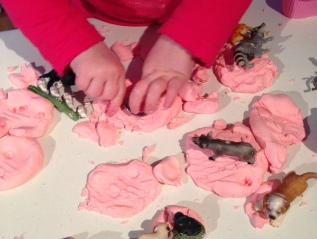 Create Play / Soft Dough Recipe