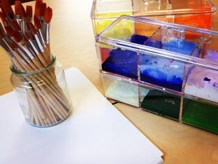 Create Art / Presenting ArtMaterials