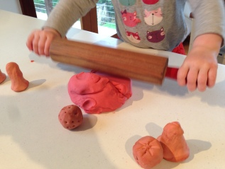 Create Art / Clay Stamps