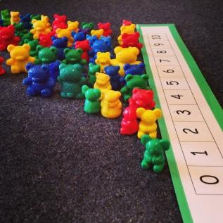 Teach Maths / Teddy BearCounting