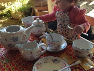 Tea Party Play